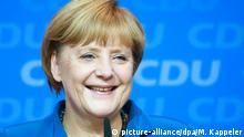 Deutschland, Bundeskanzlerin Angela Merkel