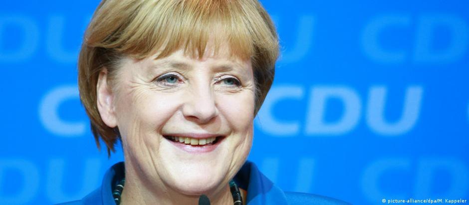 """Angela Merkel foi eleita 11 vezes a mulher mais poderosa do mundo pela """"Forbes"""""""