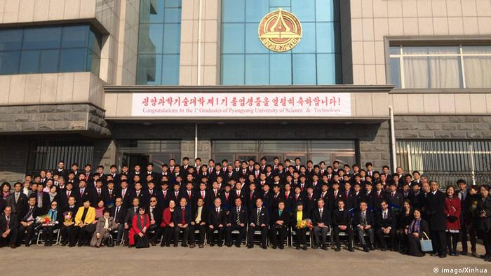 Nord-Korea, Pyongyang University of Science and Technology