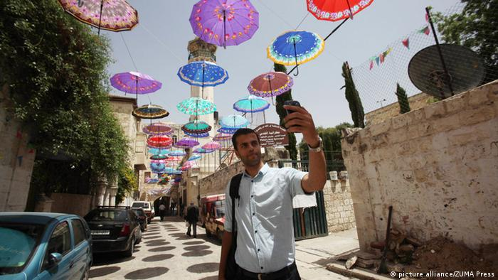 Palästina, Alltag in Nablus