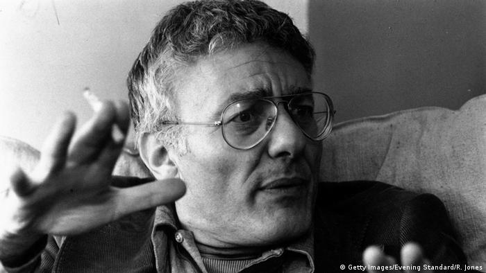 British playwright Peter Shaffer