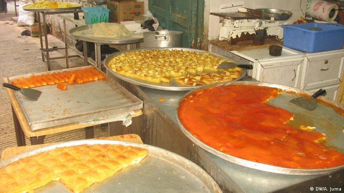 Palästina, Ramadan beginnt in Nablus