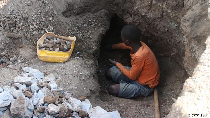 Kinderarbeit Kongo Afrika