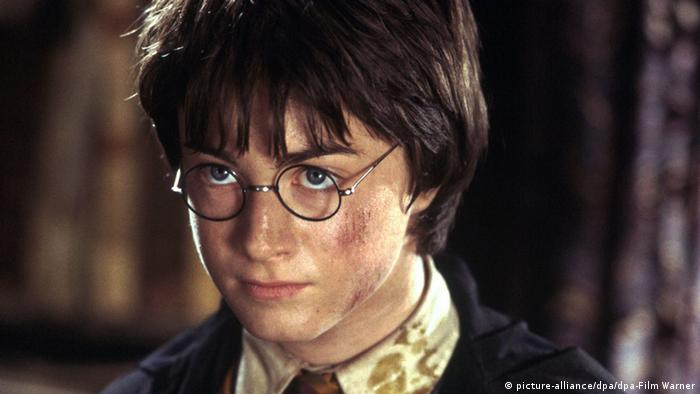 Still from Harry Potter film