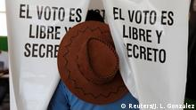 Mexiko Wahlen Gouverneur