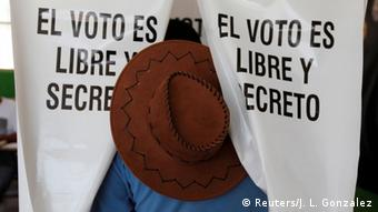 Mexico regional election