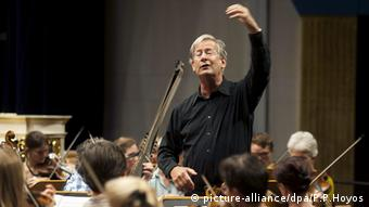 John Eliot Gardiner (picture-alliance/dpa/P.P.Hoyos)
