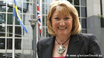 Η Γκλένις Γουίλμοτ είναι υπέρ της παραμονής στην ΕΕ