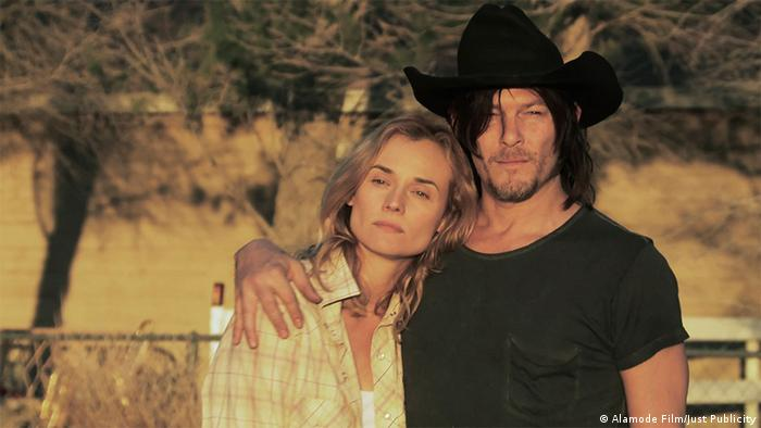 Still from 'Sky' with Diane Kruger and Norman Reedus (Alamode Film/Just Publicity)
