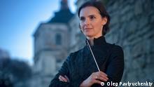 Dirigentin Oksana Lyniv Ukraine