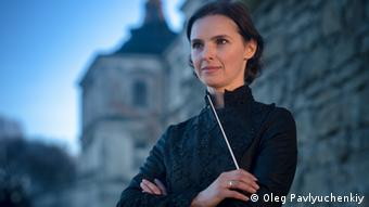 Оксана Лынив