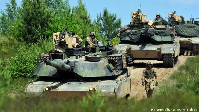 Учения НАТО Анаконда, июнь 2016