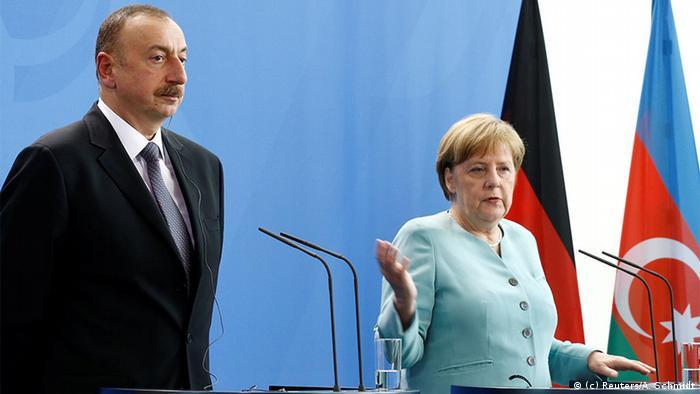 В Германии осуждают ущемления прав человека в Азербайджане