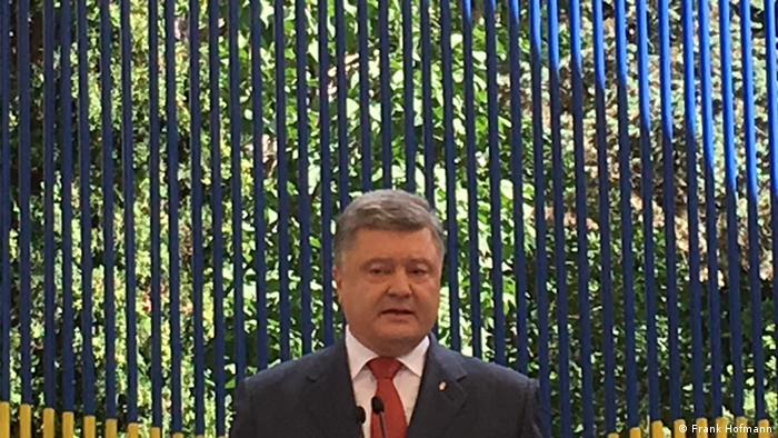 Ukraine Petro Poroschenko (Frank Hofmann)