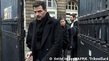 Frankreich Banker Jerome Kerviel in Paris