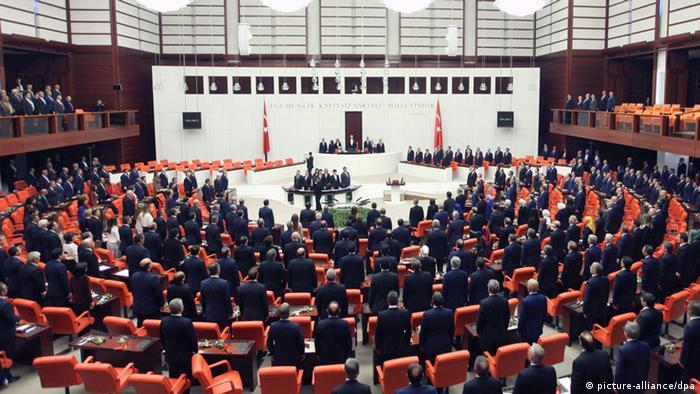 Türkei Ankara Parlament