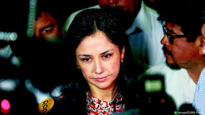 Peru Politikerin Nadine Heredia