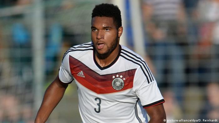 Deutschland Fußball Nationalmannschaft Jonathan Tah (picture-alliance/dpa/D. Reinhardt)