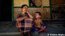 Bangladesch 700 Khasi vom Verlust ihrer Häuser bedroht