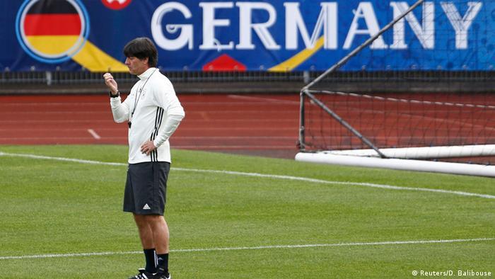 ee46eace3a Alemanha tenta repetir Espanha do tiki-taka e França de Zidane ...