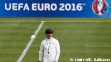 Frankreich Euro 2016 Deutsche Nationalmannschaft trainiert in Evian-Les-Bains
