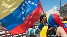 Demo für Venezuela, Lisbon 18.05, Bild Banchón © DW/M.Banchón