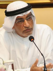 Abdulkhaleq Abdullah Politik Experte aus Dubai