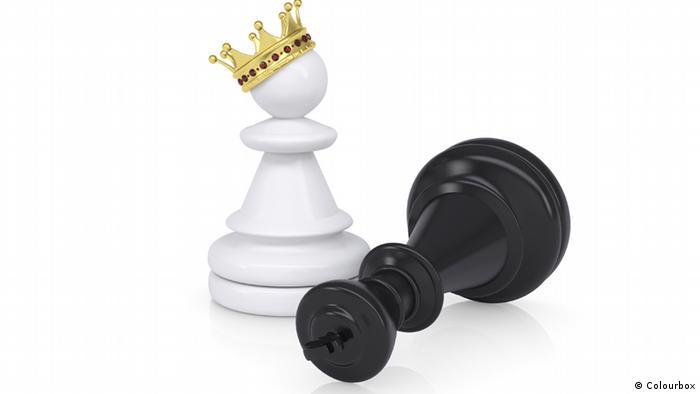 Schachfiguren (Colourbox)