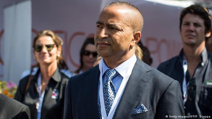 Kongo Oppositionspolitiker Moise Katumbi (Getty Images/AFP/F. Scoppa)