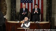 Washington Narendra Modi Rede vor Kongress