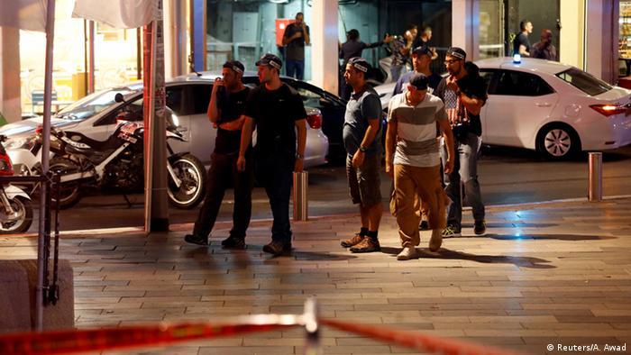 Israel Anschlag in Tel Aviv