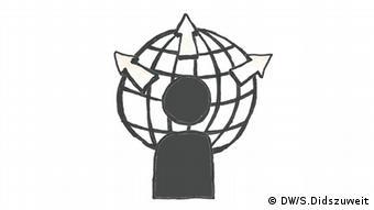 llustration von Simon Didszuweit Regionalstrategien