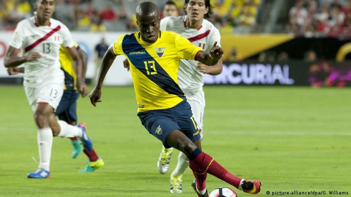 USA Fußball Copa America Peru - Ecuador