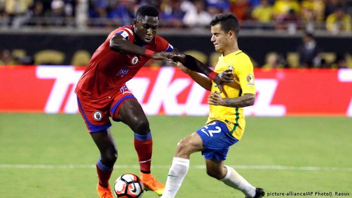 USA Fußball Copa America Brasilien - Haiti