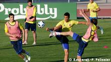 Frankreich Euro 2016 Training Nationalmannschaft Ukraine in Aix-en-Provence