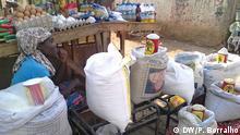 Angola Markt in Viana