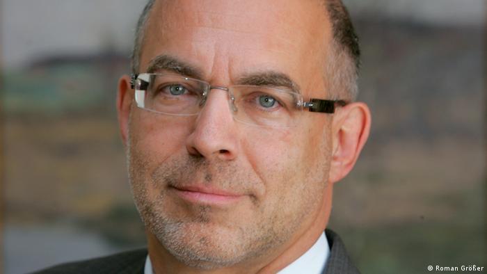 Prof. Dr. Dieter Bingen (Roman Größer)