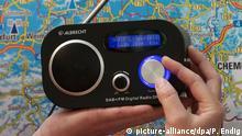 Digitalradioempfänger