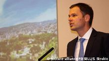 Bürgermeister von Belgrad Sinisa Mali