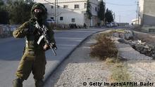 Israel verschärft Sicherheitsmaßnahmen im Westjordanland
