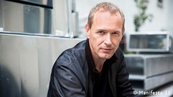 German artist Christian Jankowski, artistic director of Manifesta 11, Copyright: Manifesta 11