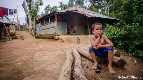 Bangladesch - Volk der Khasi (DW/K. Singha)