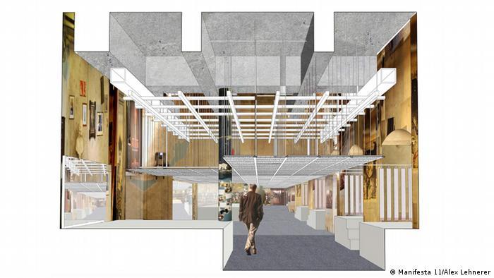 Manifesta 11 in Zurich, Copyright: Manifesta 11/Alex Lehnerer