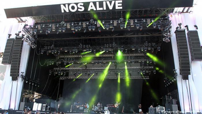 NOS Alive у Лісабоні