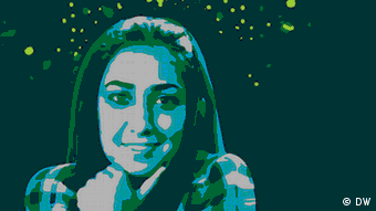 #FreedomofSpeech Atena Farghadani, Iran