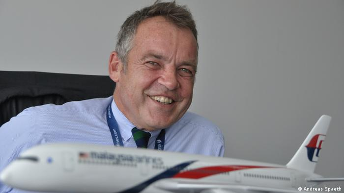 Christoph Müller, Malaysia Airlines