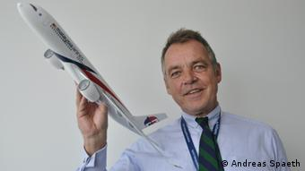 Christoph Müller, Malaysia Airlines CEO Fotograf/(c): Andreas Späth © Andreas Späth