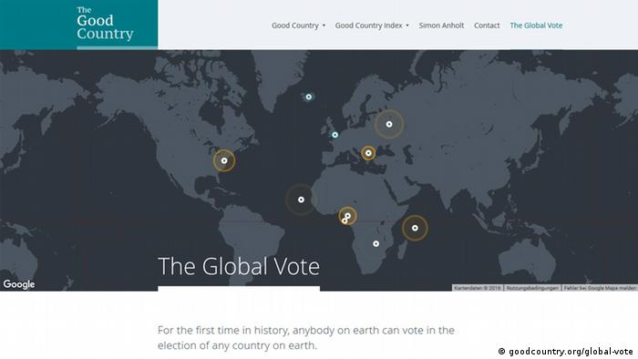 The Global Vote