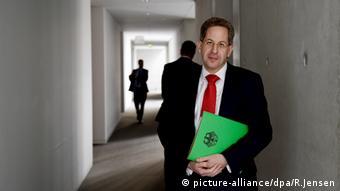 Federal Anayasayı Koruma Dairesi Başkanı Hans-Georg Maassen