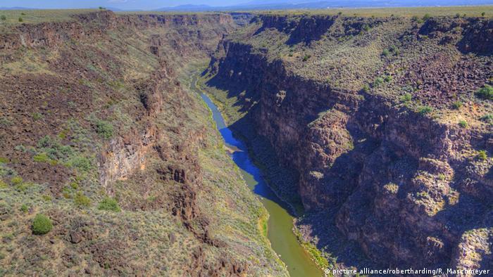 USA, Rio Grande in New Mexiko